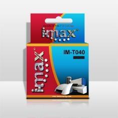 Cartucho Tinta Imax T040 Negero Compatible Epson Stylus C62 0240