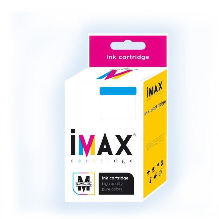 Cartucho Tinta Imax C4815a Nº13 Cian Compatible Hp Officejet Pro / bussines Inkjet 034815
