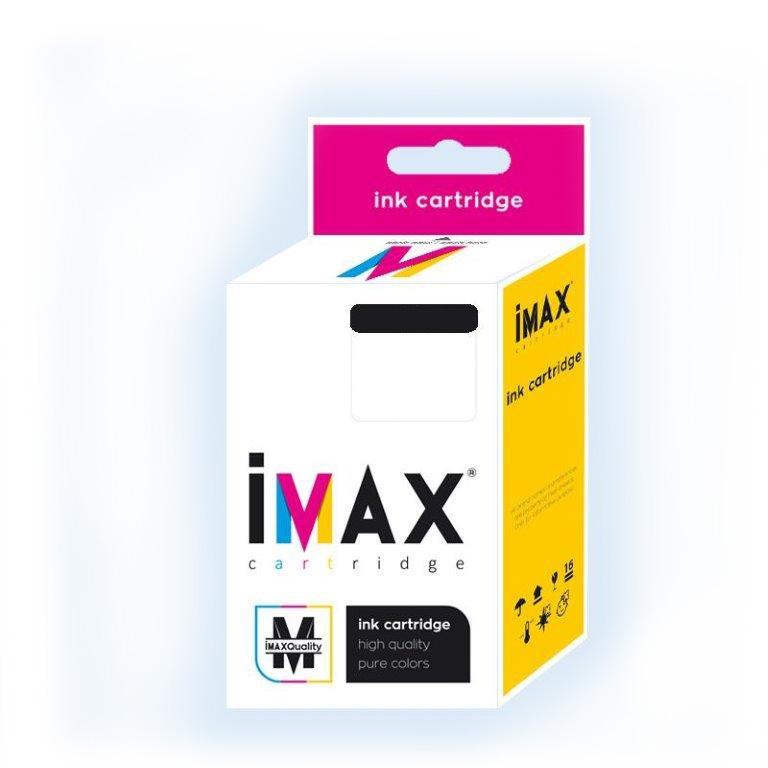Cartucho Tinta Imax Cc654a Nº901 Xl Bk Negro Hp Officejet Serie J4000 03901XL