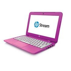 Portatil Hp Stream Cel N2840 11.6 Pulgadas 2gb  /  Emmc32gb  /  Wifi  /  Bt  /  W8.1 Rosa 11-D018NS
