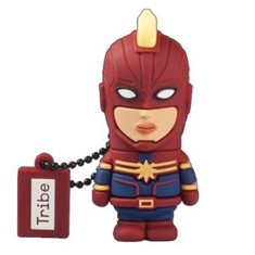 MEMORIA USB 2.0 TRIBE 32 GB CAPITAN MARVEL