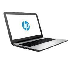Portatil Hp 15-ac012ns  I5-5200u  15.6 Pulgadas 4gb  /  1tb  /  Wifi  /  Bt  /  W8.1 Plata / blanco