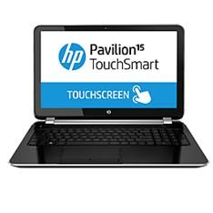 "PORTATIL HP PAVILION AMD A6-5200 15.6"" TACTIL 4GB / 500GB / RADEON8400 / WIFI / BT / W8"