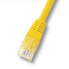 Latiguillo Rj45 Utp Cat 5e 3m Amarillo 2010363