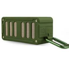 Altavoz Bluetooth Portatil F6 Sd Verde Army 203057