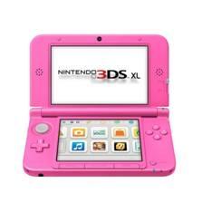 Consola Nintendo 3ds Xl Rosa 2202199