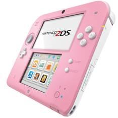 Consola Nintendo 2ds Rosa Y Blanca 2203750