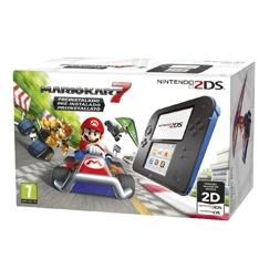 Consola 2ds Hw Azul   +  Mario Kart 7 2205099