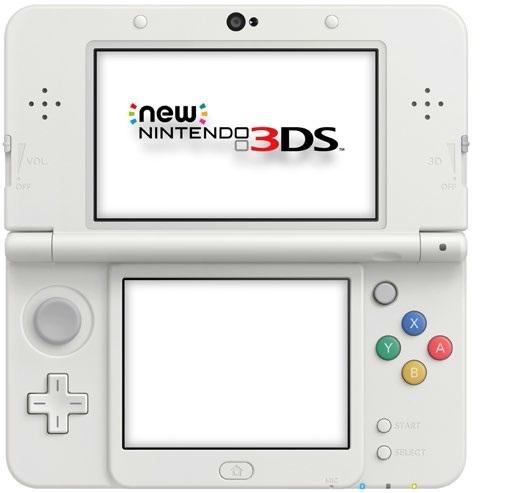 Consola Nintendo - Nueva 3ds Blanca 2205799
