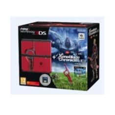 Consola Nintendo 3ds Negro  +  Xenoblade  +  Cubierta Xenoblade 2207199