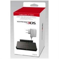 Accesorio Nintendo - Adaptador De Corriente  +  Base De Carga 3ds 2210266