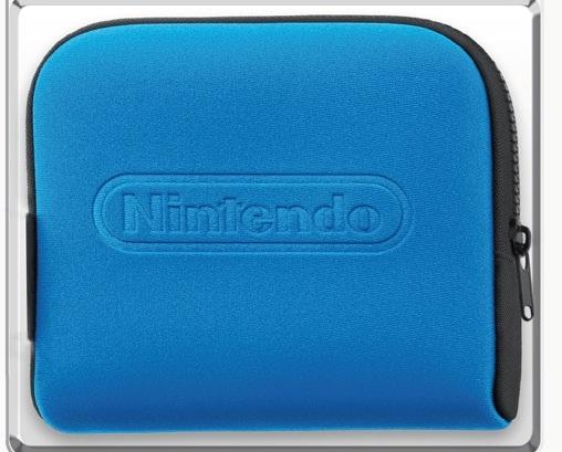 Accesorio Nintendo 2ds Funda Negro  /  Azul 2210966