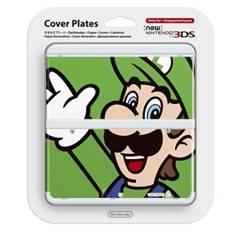Cubierta Consola Nueva Nintendo 3ds Luigi 2211766
