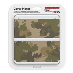 Cubierta Consola Nueva Nintendo 3ds Camuflaje 2213266