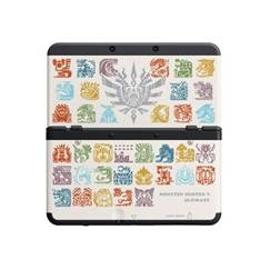 Cubierta Consola Nueva Nintendo 3ds Monster Hunter 4 Blanco 2213666