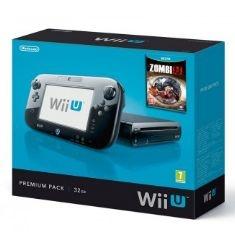 Consola Nintendo Wii U Premium Pack  +  Zombiu 2300299