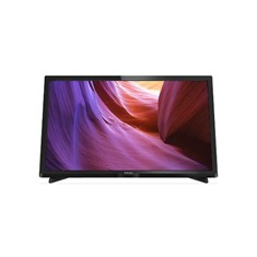 Tv Led Philips 24 Pulgadas 24phh4000 Hd /   100 Hz /   2 Hdmi /  1 Usb 24PHH4000