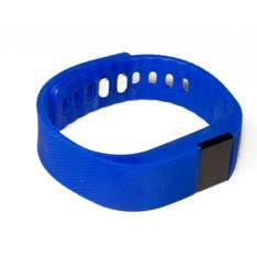 Pulsera Que Monitoriza Actividad Y Sueño Onex  /  Azul  /  Reloj Digital  /  Bluetooth 4.0  /  Notif
