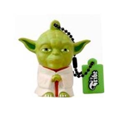 Memoria Usb Tribe 8gb Star Wars Yoda Usb 2.0 320001