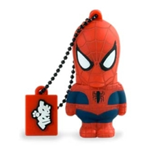 Memoria Usb Tribe 8gb Marvel Spiderman Usb 2.0 320022