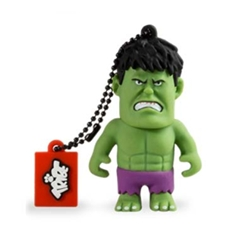 Memoria Usb Tribe 8gb Marvel Hulk Usb 2.0 320024