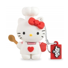 Memoria Usb Tribe 8gb Hello Kitty Kitchen  Usb 2.0 320091