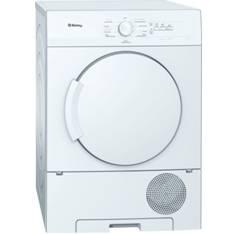 Secadora Balay  Condensacion 7kg C 60cm, Blanco 3SC871