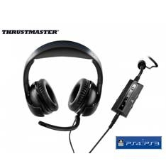 Auriculares Con Microfono Thrustmaster Y-300p  Ps4 / ps3 Oficial Play Station 4160596