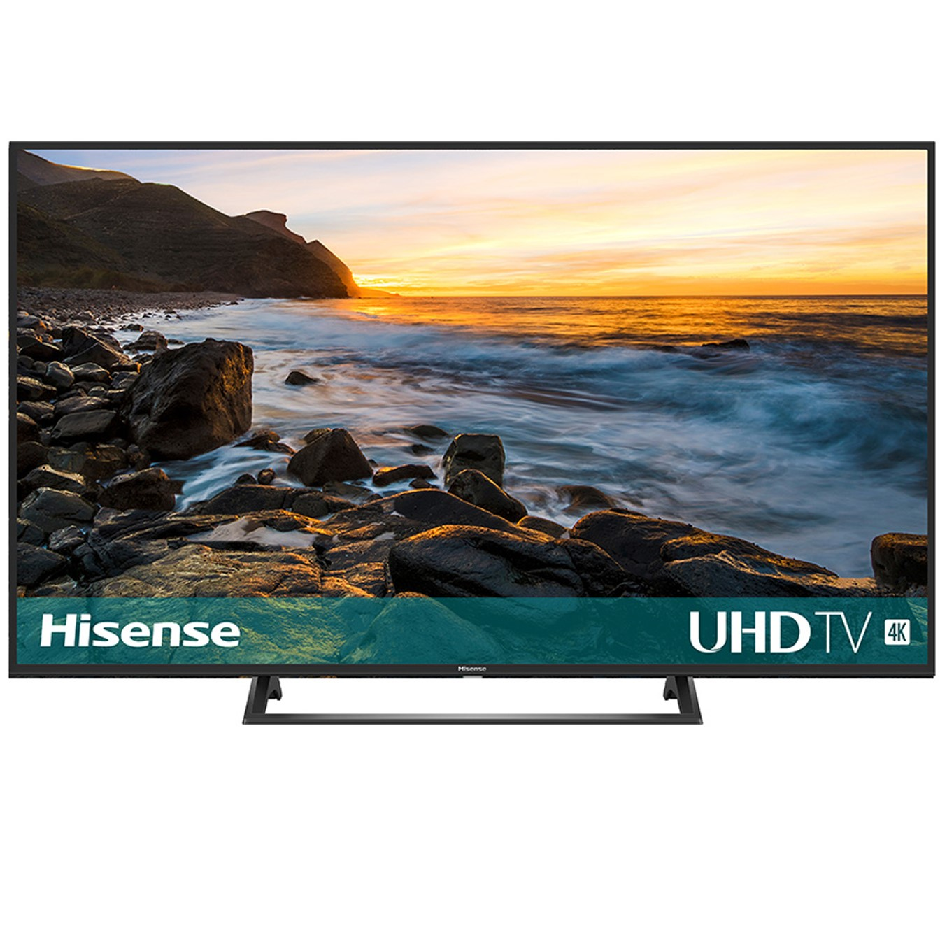 "TV HISENSE 43"" LED 4K UHD/ 43B7300/ HDR10/ SMART TV/ 3 HDMI/ 2 USB/ DVB-T2/T/C/S2/S/ QUAD CORE"