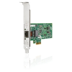 Tarjeta De Red De Perfil Bajo Nc112t Pci Express Gigabit 10 / 100 / 1000 Base-t Hp Proliant 503746-B