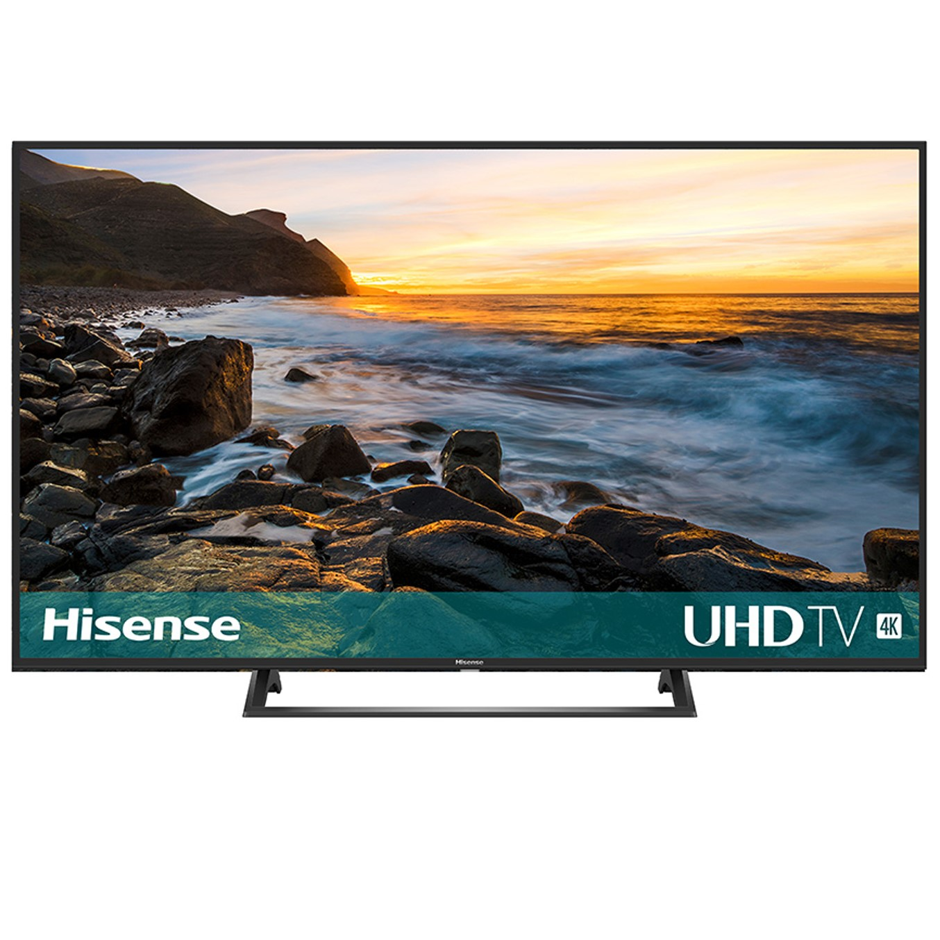 "TV HISENSE 50"" LED 4K UHD/ 50B7300/ HDR10/ SMART TV/ 3 HDMI/ 2 USB/ DVB-T2/T/C/S2/S/ QUAD CORE"