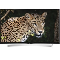 Led 4k Uhd Lg 55 Pulgadas Curvo 55ug870v  /  Panel Ips  /  2000hz Pmi  /  Smart Tv Webos 2.0  /  Cin