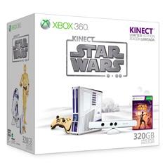 Consola Xbox 360 250gb Edicion Limitada Star Wars Con Kinect (incluye Juego Kinect Star Wars) 5XK-00