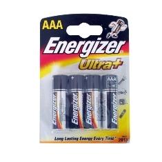 Blister Energizer Cuatro Pilas Aaa Alcalinas Lr-03 Clasica 1.5v 624667
