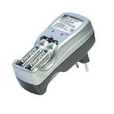 Cargador Energizer Audio + 2 Pilas Recargables Aa / aaa Hr-03 700mah 627621