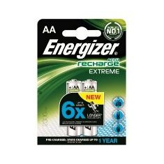 Blister Energizer Dos Pilas Aa Recargables Hr-6 2300mah Extreme 1.2v 634998