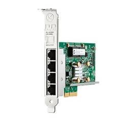 Tarjeta De Red Hp Ethernet 1gb 4 Puertos 331t Para Servidor Hp Proliant 647594-B21
