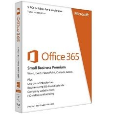 Office 365 Small Business Premium 5 Pc / mac Suscrpcion 1 Año Licencia Electronica 6SR-00032