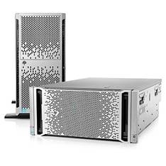 Servidor Hp Proliant Ml350p G8 Xeon E5-2609v2 2.5 Ghz  /  4gb  /  Disco Duro Hdd 3.5 Pulgadas Lff /