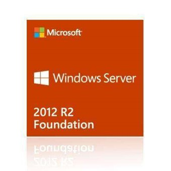 Microsoft Windows Server 2012 Foundation R2 Incluye 15 Cals Solo Para Server Hp Rok Proliant Eng /