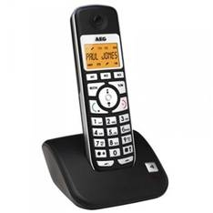 Telefono Inalambrico Aeg Voxtel S100 Manos Libres  /  Agenda De 20 Posiciones  /  Display De 1,7 Pul