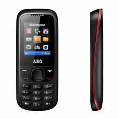 Telefono Movil Aeg Bx-30 Dual Sim  /  Camara Vga  /  Libre  /  Ranura Micro Sd  /  Lecto Mp3  /  Rad