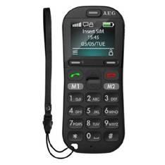Telefono Movil Aeg M320 Pantalla 1.8 Pulgadas  /  Radio Fm  /  Sms  /  Bibanda  /  Bluetooh /  Espec