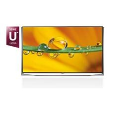 Led Tv Lg 4k Uhd 3d 84 Pulgadas Pulgadas 84ub980v Smart Tv 1300 Hz  Dual Core 120w Camara Wifi 3 Usb