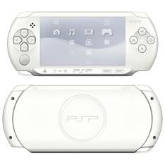 Consola Sony Psp E1000 Blanca 9182184B