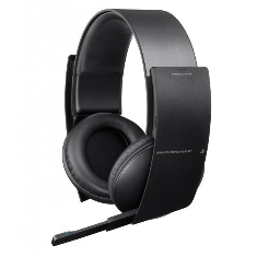 Auriculares Sony Con Micro Sony Headset Wireless Ps3 9187295