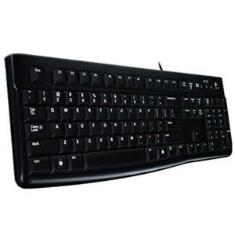 Teclado Logitech K120 Usb Negro Oem 920-002518