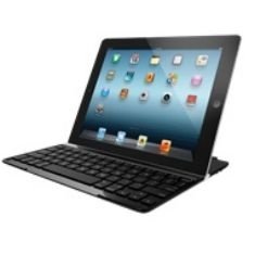 Teclado Logitech Keyboard Ultrathin Negro Para Apple Ipad2 920-004237