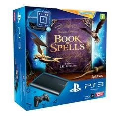 Consola Sony  Ps3 Nueva 12gb  +  Wonderbook  +  Camara  +  Move 9211259