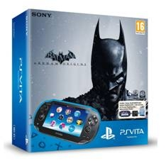 Consola Sony Ps Vita 3g  +  Batman: Arkham Origins Blackgate 9236085